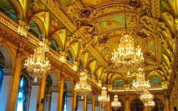 Hotel de Ville, Paris City hall, Salle de Fete