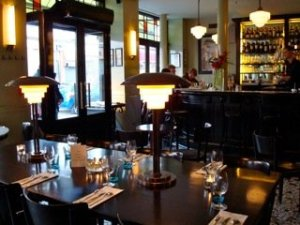La Gazzetta is a restaurant in the 12th arrondissement of Paris, chef Petter Nilsson