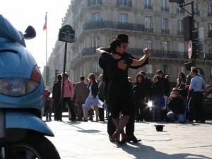 Tango Cafe Deux Magots