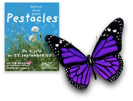 Les Pestacles-Festival for kids June to September