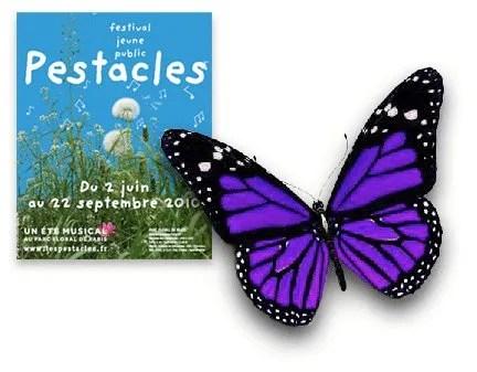 Les Pestacles-Festival for kids June to September