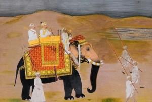 Elephant ©Fondation custodia/Collection Frits Lugt/Paris Mille et une Nuits institute monde arabe