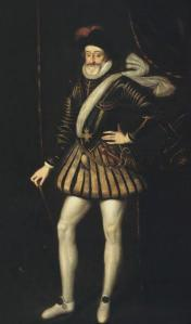Portrait of Henry IV of Navarre and his codpiece; image from Huffington Post-Original copyright information unknown