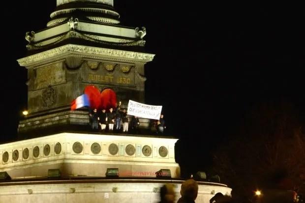 Bastille Charlie march