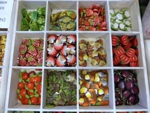 box of buttons Aiguille en Fete