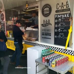 Burger Food Truck (Le Camion a Burger) Le Bar à Burger has a restaurant in the 10th arrondissement