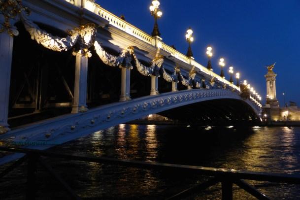 Pont Alexandre III west side