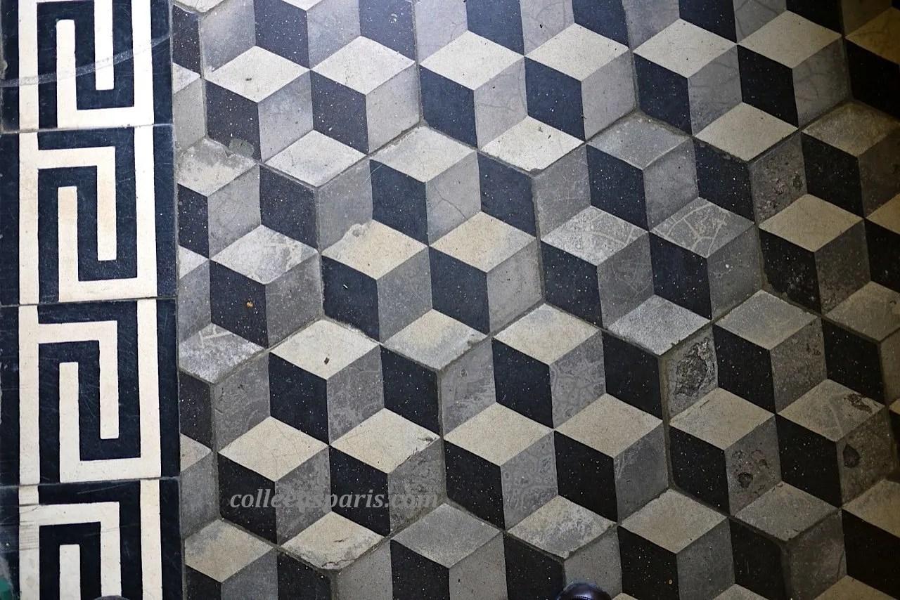 X0001 Auvers Tile Auberge