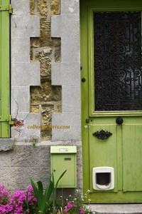 Auvers Front Door