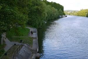 Auvers-sur-Oise Riverside