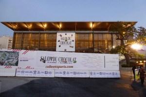 Salon Chocolat Porte Versailles 2015