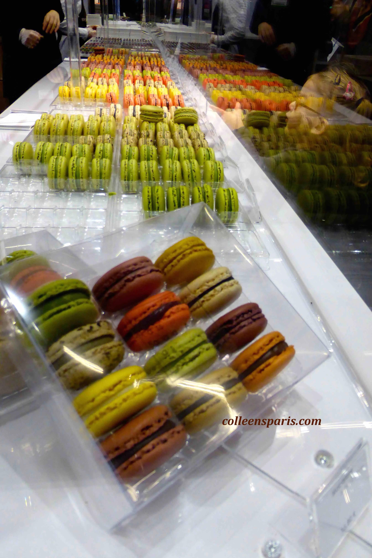 471 Salon Chocolat macarons 2015
