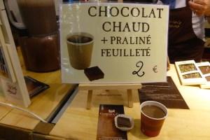 Salon du Chocolat Porte Versailles Paris 2015