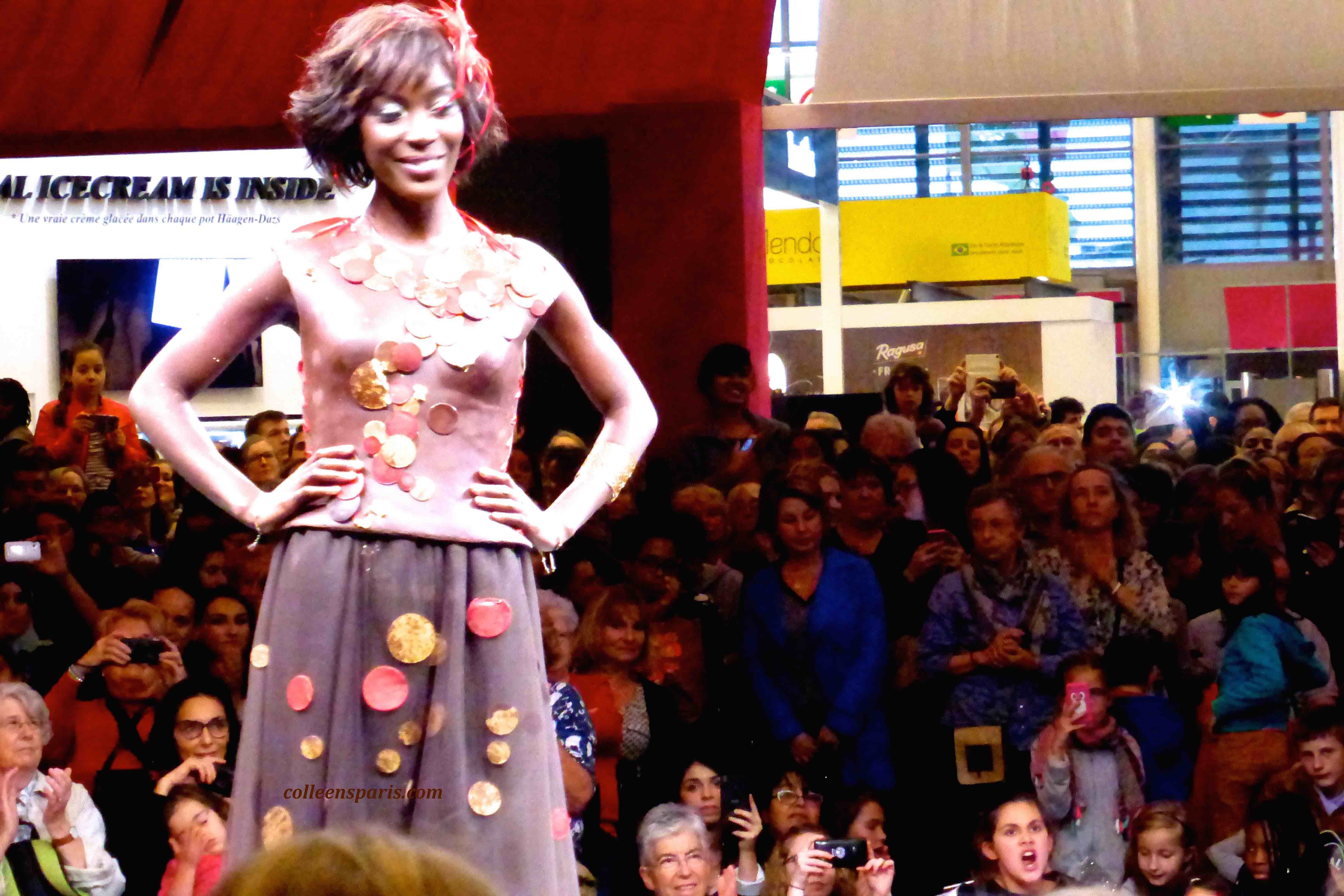 848 Salon Chocolat fashion  2015