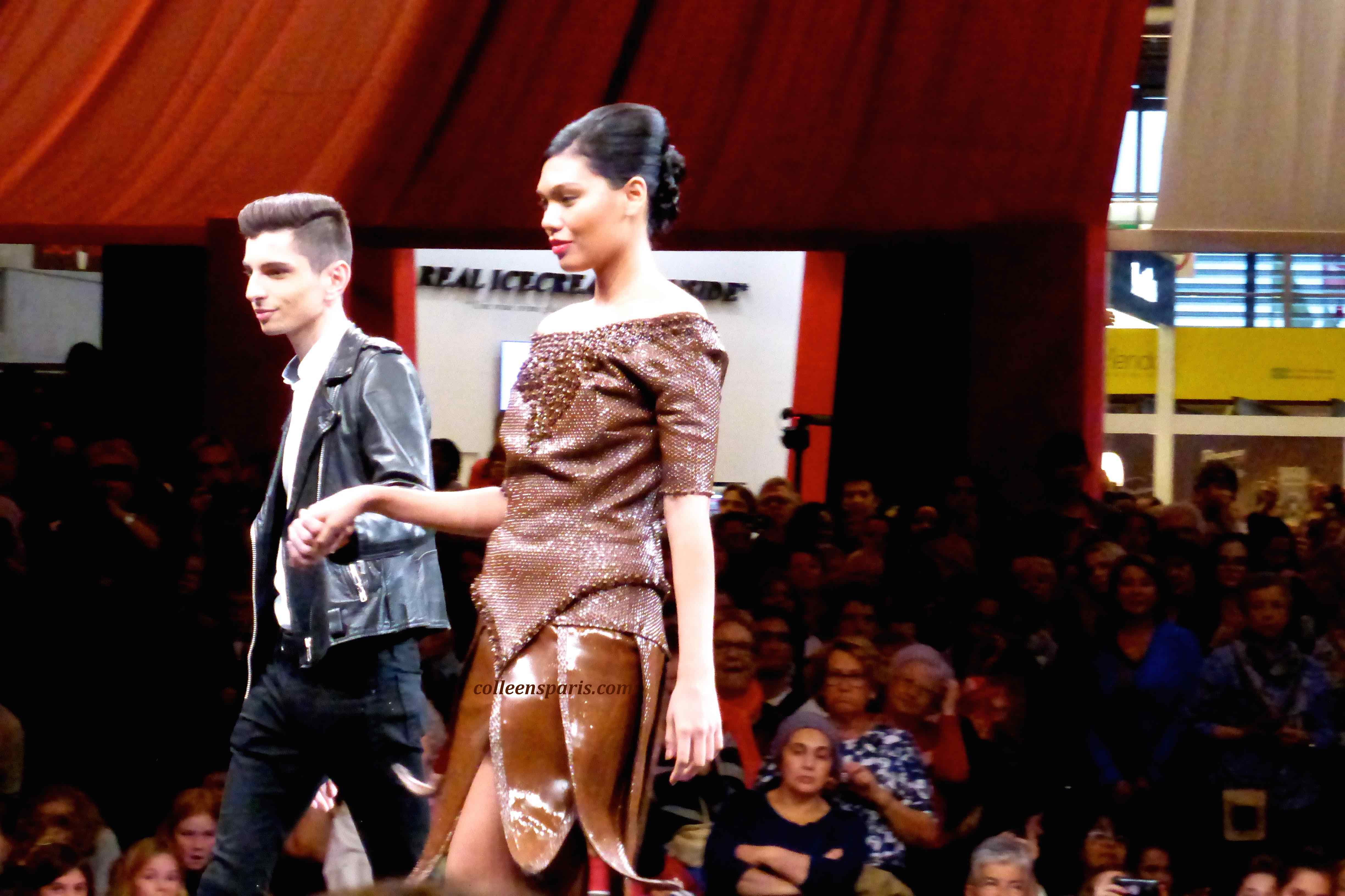 855 Salon Chocolat fashion  2015