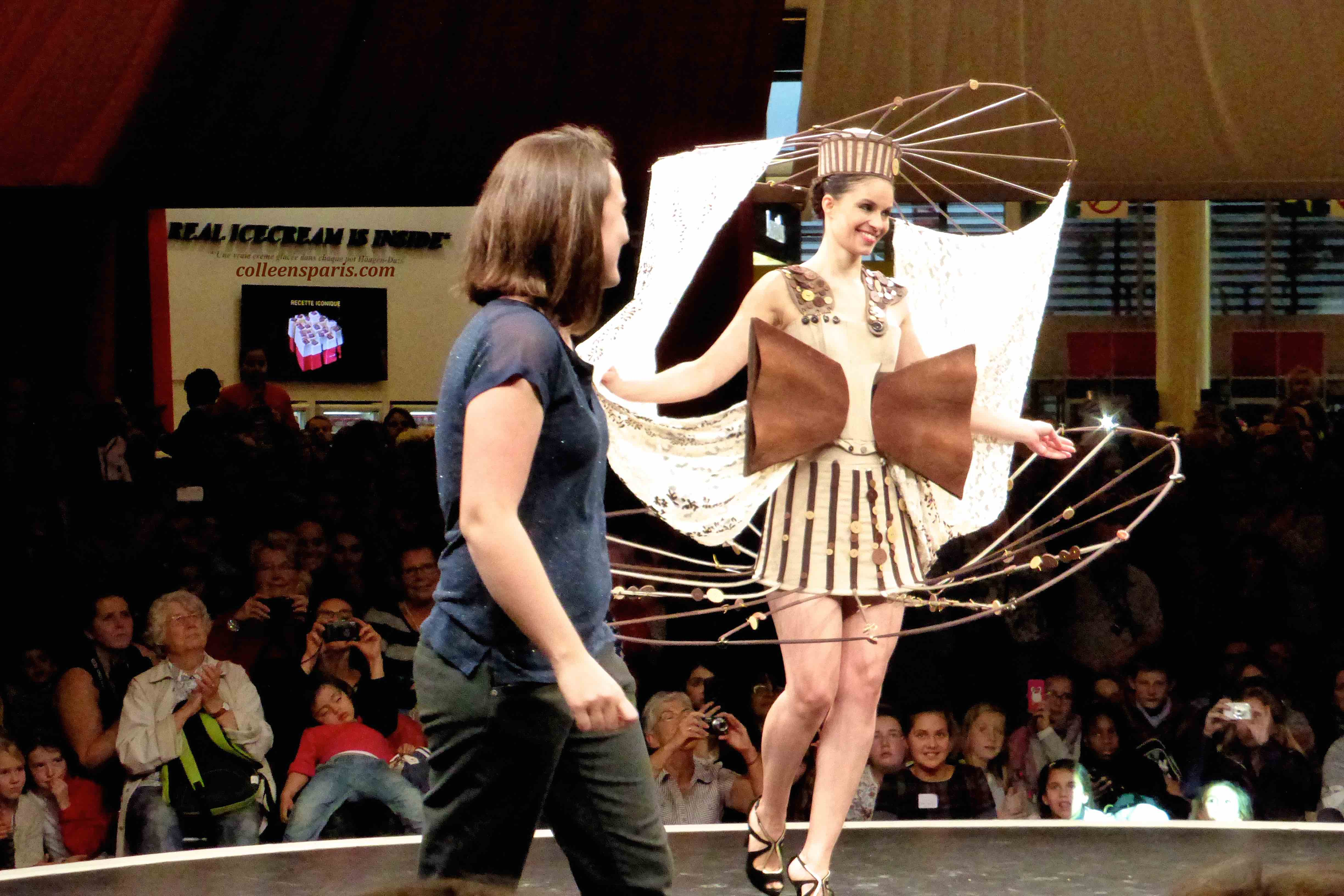 877 Salon Chocolat fashion  2015