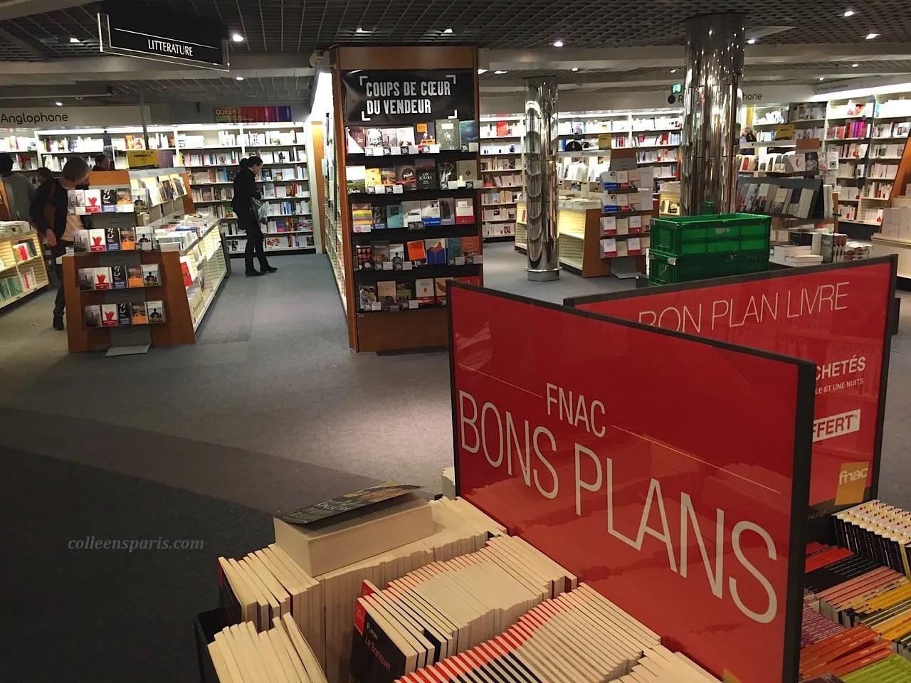 FNAC Bons Plans Livres-Books4365