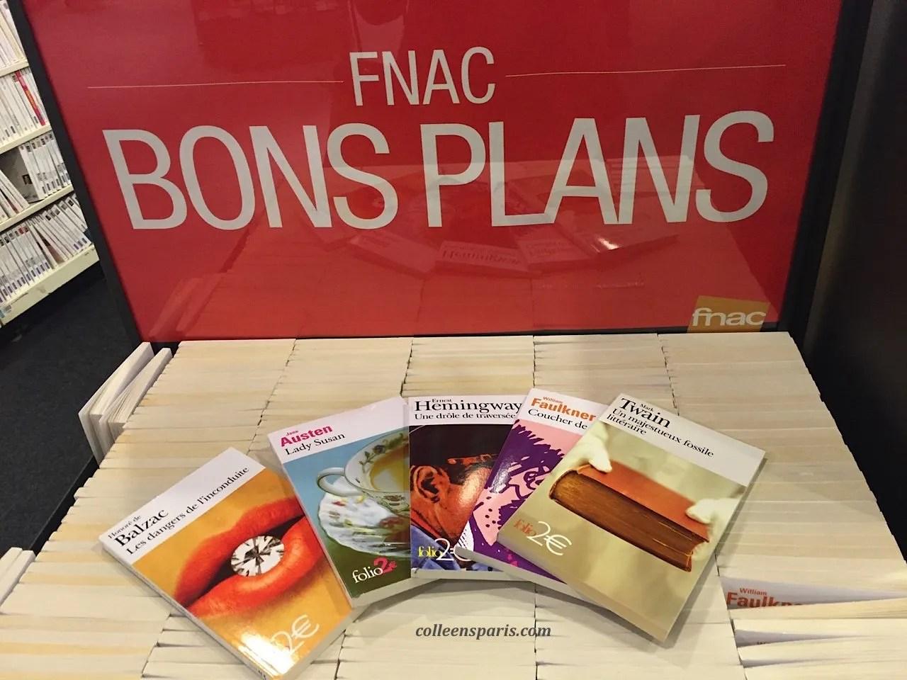 FNAC Bons Plans Livres-Books4366