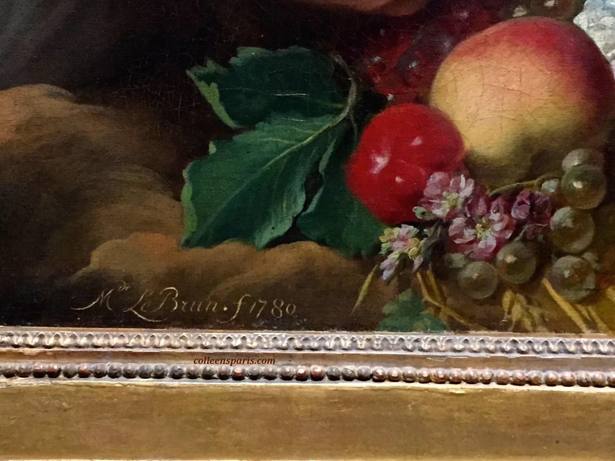 4403 Vigee Le Brun Grand Palais signature