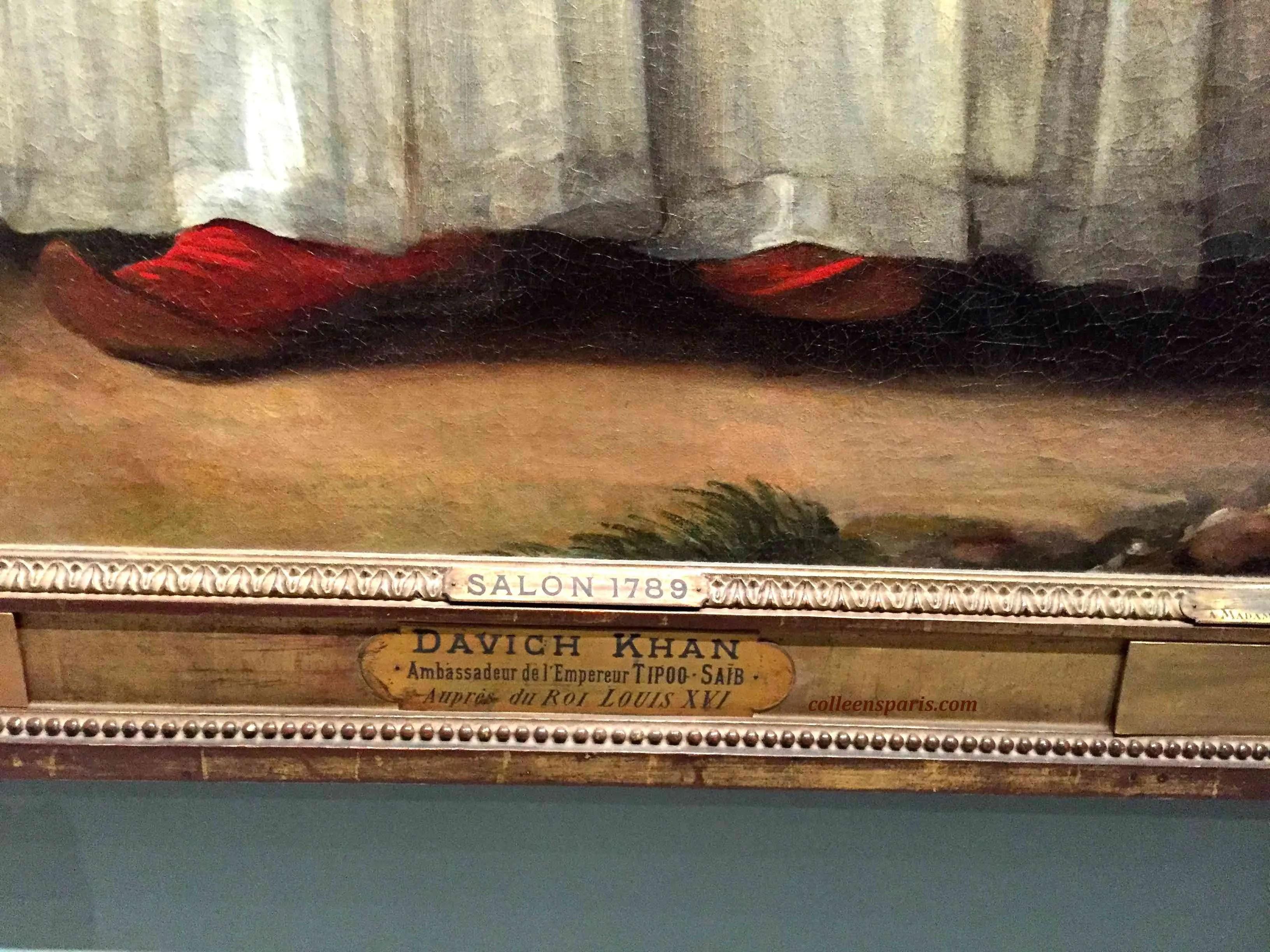 4418 Vigee Le Brun Grand Palais Ambassador
