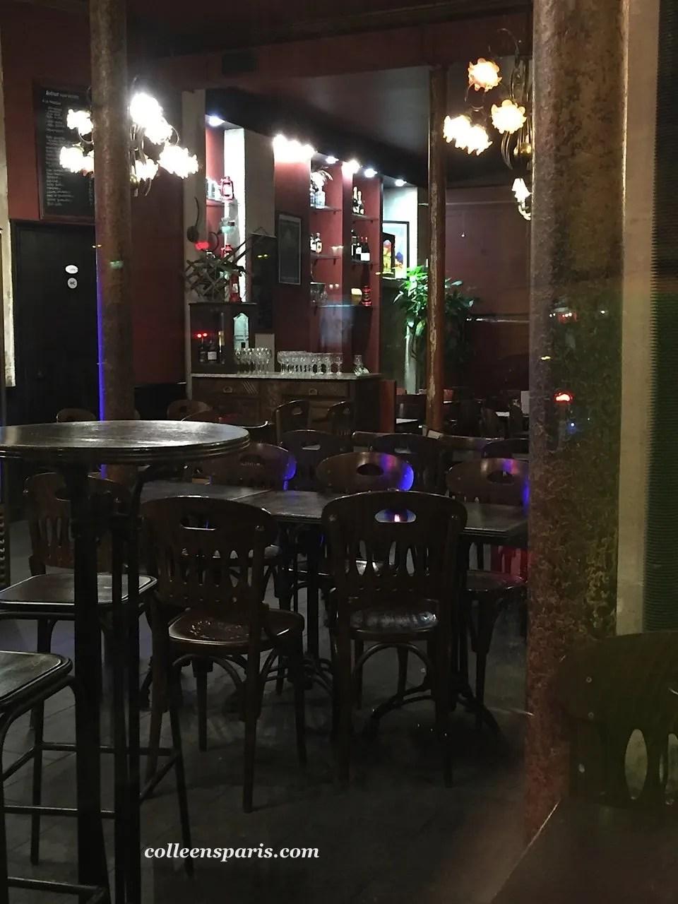 Cafe À Paris 5979