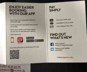 Booking with your app and how to pay