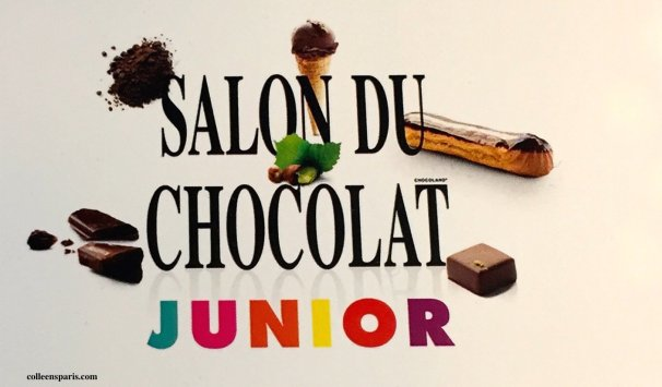 Salon du Chocolat Junior new addition to the 2016 Paris edition