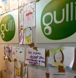 Gulli (children's television; their stand at Salon du chocolat Junior, Paris
