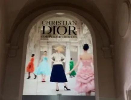 e014d8164f09 Dior-Designer of Dreams at Arts Décoratifs