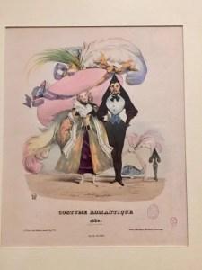 Bulletin des modes ridicules, Gérard Fontallard around 1838