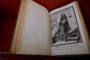 Illustration of Mme de Maintenon