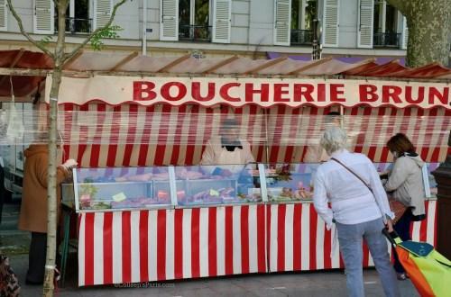 image of the Boucherie Bruno Marché Bastille