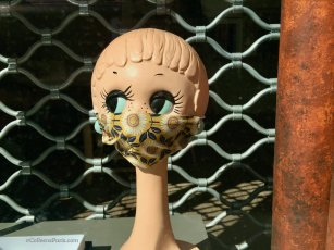 Fashion masks Rue Keller