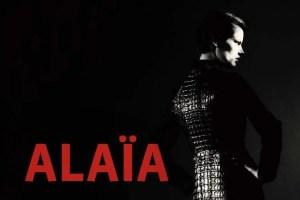 image of Alaïa poster Galliera exhibition