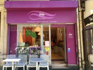 image of Diamande storefront Rue Sedaine