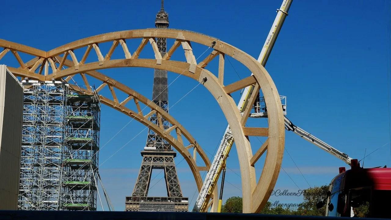 The Temporary Grand Palais