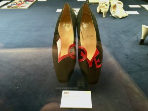 Louboutin's Love Shoe for Princess Diana 1992