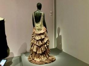 Image of mannequin wearing Jeanne Lanvin Apollon