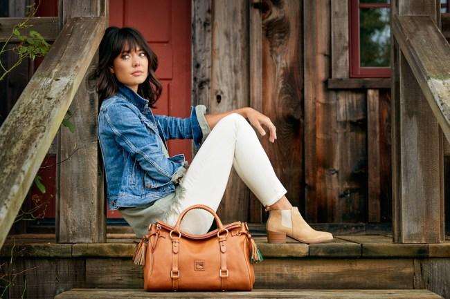 Fall-fashion-Dooney-Bourke-purse-brown-makeup-artist-colleen-stone