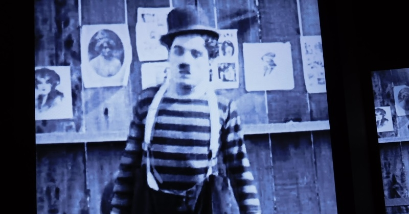 Les 5ème à Chaplin's world