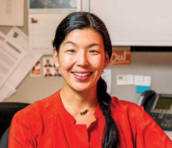 "Ai-jen Poo '96 Wins ""Genius Grant"" 
