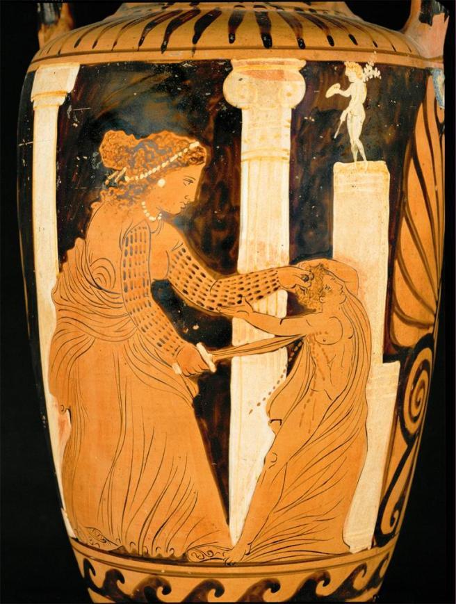 Image result for Medea vase