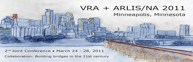 VRA ARLIS annual conference
