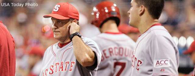 Video of the Day: NC State's Elliott Avent Ejected against Coastal ...