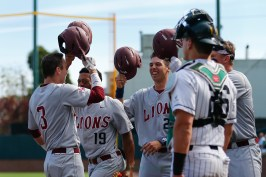 3/17/17: USF BSB vs LMU at Benedetti Diamond in San Francisco, CA. Dons lose 6-5 Image by Chris M. Leung for USF Dons Baseball