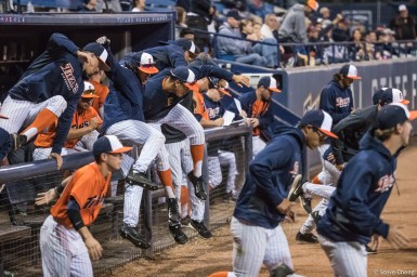 CSUF defeated UCSB 8-4, Fullerton, CA, May 12, 2017.