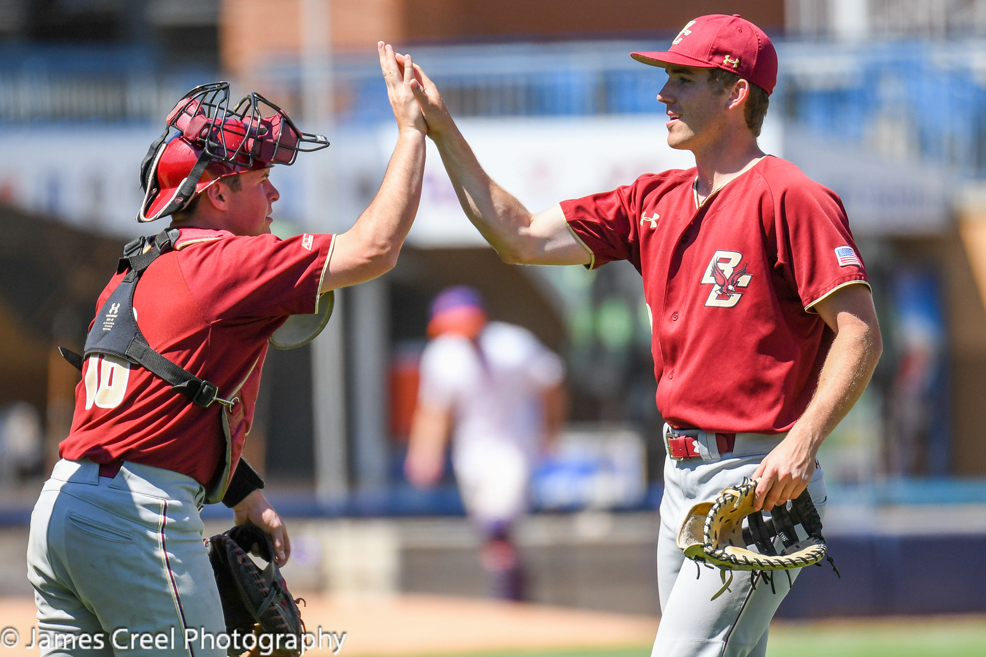 CBD Photo Gallery: Boston College 7 Clemson 5 (11 Innings)