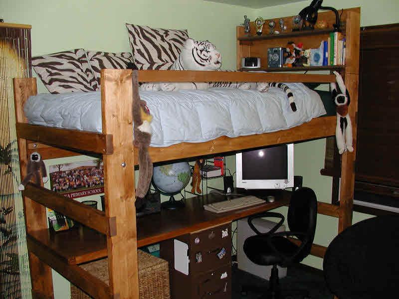 25 cool fun loft beds for kids teens