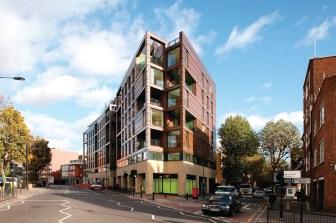 urbanest Hoxton: exterior