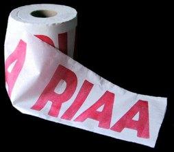 riaa toiletpaper